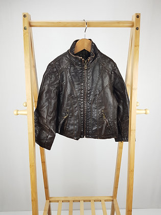 Big chill vintage leather jacket 4 years