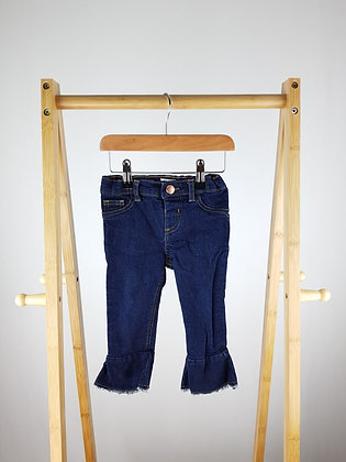 River Island jeans 12-18 months