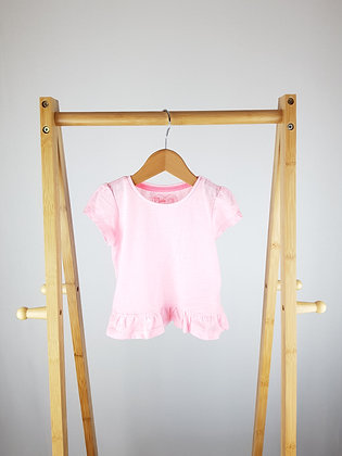Young dimension pink t-shirt 12-18 months