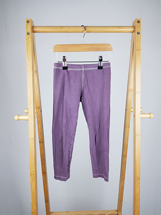 F&F purple bottoms 4-5 years