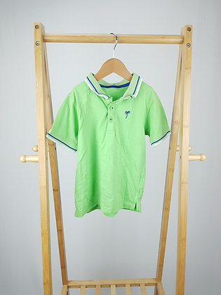 George green polo shirt 6-7 years