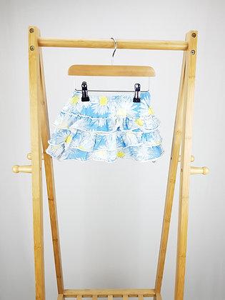 George tiered flower skirt 2-3 years