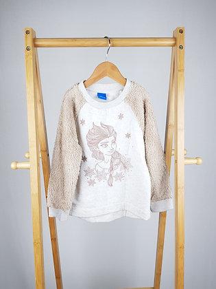 Disney Frozen Elsa sweater 4-5 years playwear