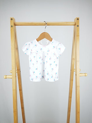 George hummingbird t-shirt 6-9 months
