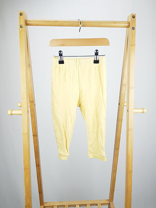 Disney at George yellow pyjama bottoms 18-24 months