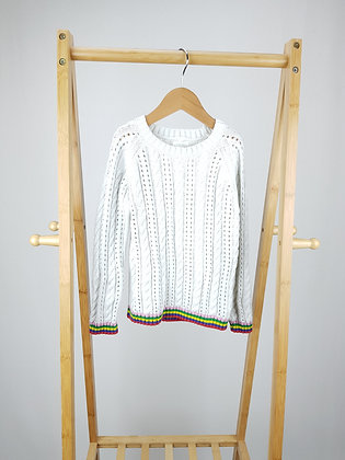 Next cable knit jumper 5 years