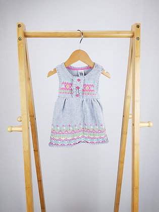 Carters knitted dress 0-3 months