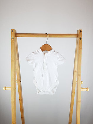 George white buttoned top bodysuit 0-3 months
