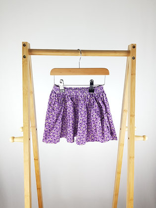 George floral cord skirt 9-12 months