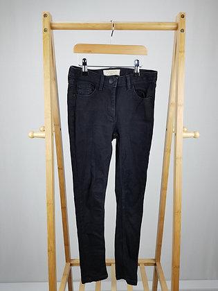 Next black denim slim jeans 10 years