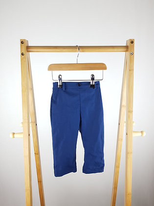 Baby magic blue trousers 9-12 months