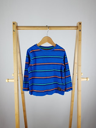 F&F striped long sleeve top 2-3 years