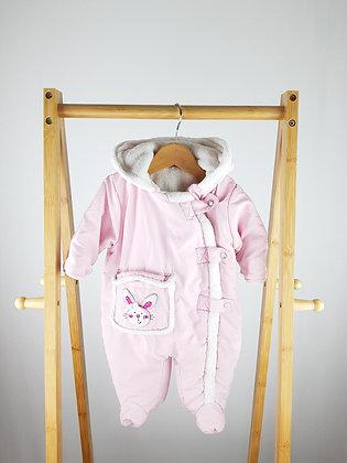 St Bernard bunny snowsuit 0-3 months