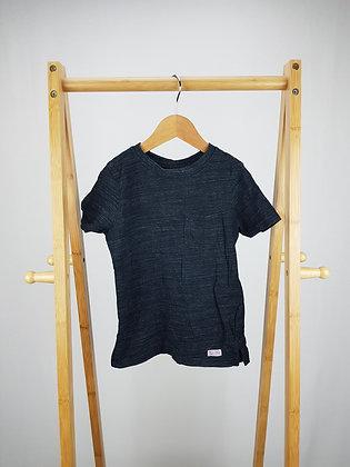 George black marl t-shirt 4-5 years