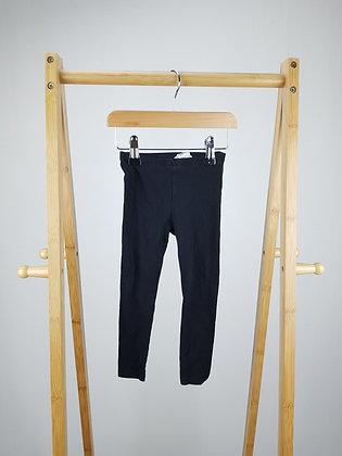 H&M black leggings 2-3 years
