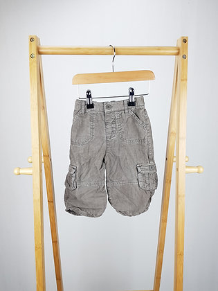 Matalan corduroy trousers 9-12 months