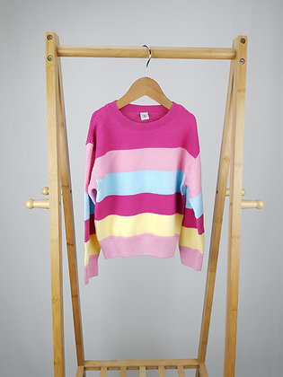 TU striped knitted sweater 5 years