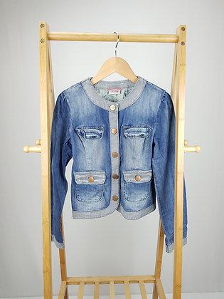 Next denim jacket 11-12 years