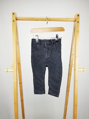 Disney at George soft denim jeans 12-18 months