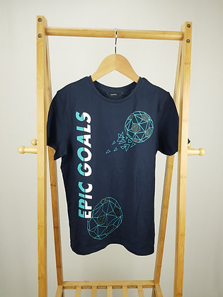 George epic goals  t-shirt 11-12 years