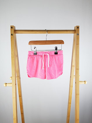 Pep&Co neon pink shorts 3-4 years