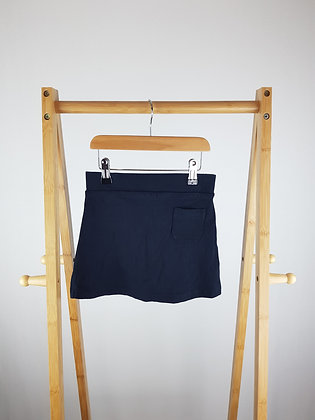M&S navy skort 6-7 years