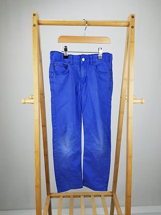 H&M blue denim jeans 7-8 years