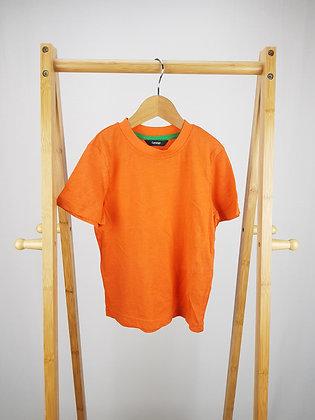George orange t-shirt 4-5 years