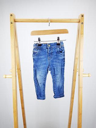 Matalan jeans 6-9 months