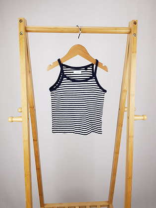 Next ribbed cropped vest top 5 years