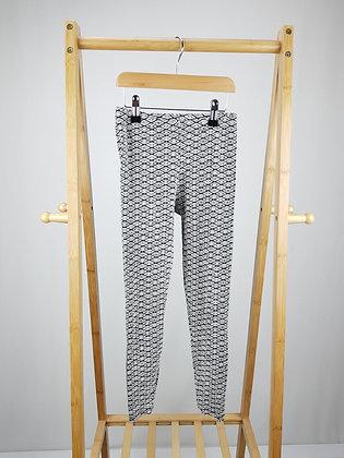 George patterned leggings 9-10 years