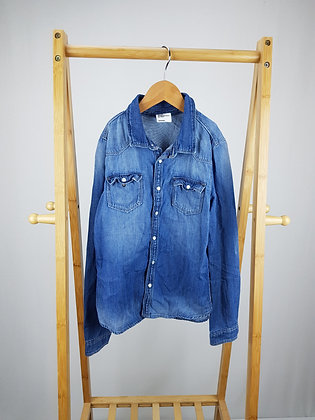 H&M denim shirt 9-10 years
