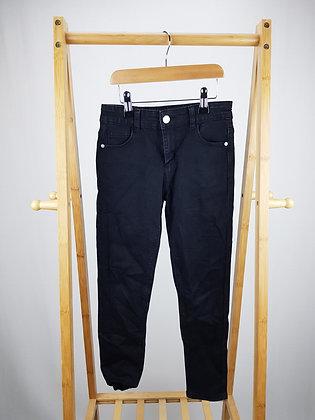 Denim Co black denim skinny jeans 8-9 years