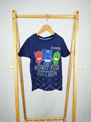 George PJ Masks t-shirt 4-5 years