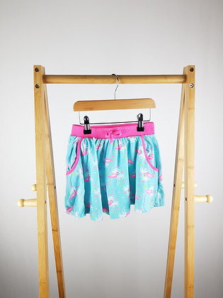 Young dimension flamingo skirt 5-6 years
