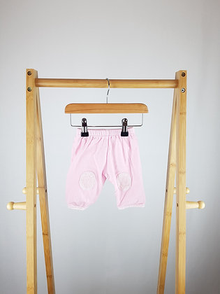 Unbranded pink bottoms 0-3 months