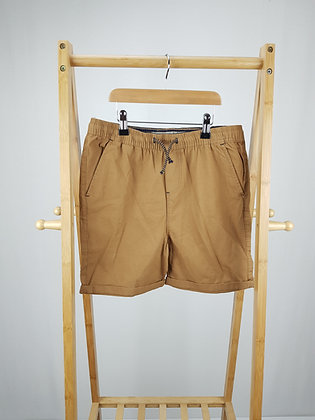 Denim Co brown shorts 12-13 years