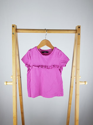 George lilac t-shirt 3-4 years