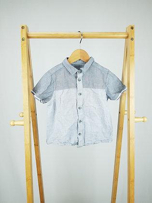 Matalan short sleeve shirt 5 years