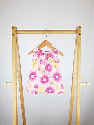 H&M floral dress 2-4 months