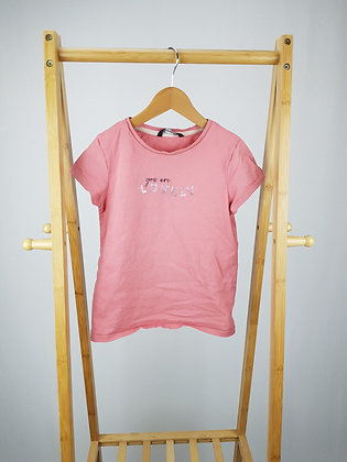 George you are lovely t-shirt 8-9 years