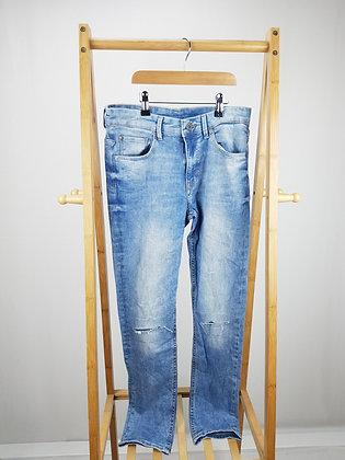 H&M skinny jeans 12-13 years