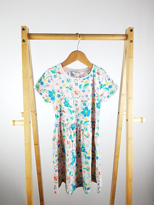 Evie angel floral dress 5-6 years