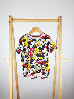 Disney at Primark Mickey Mouse t-shirt 4-5 years