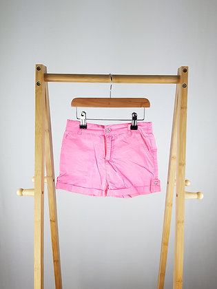 Young dimension pink shorts 6-7 years