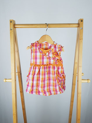 Cherokee babygirl dress 3-6 months