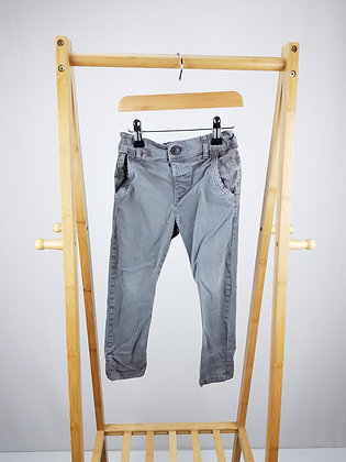 Next grey trousers 2-3 years