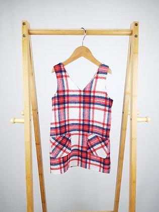 F&F tartan dress 2-3 years