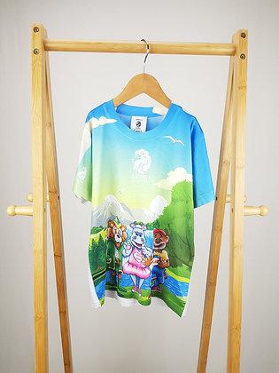 Lyons holiday parks t-shirt 5-6 years