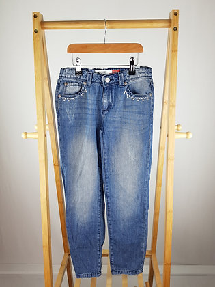 Cherokee slouch jeans 9-10 years